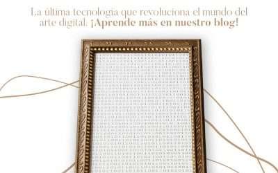 ¿Qué son los NFT? Tecnología y economía en el mundo del arte.