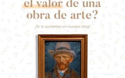 ¿Cómo se determina el valor de una obra de arte?